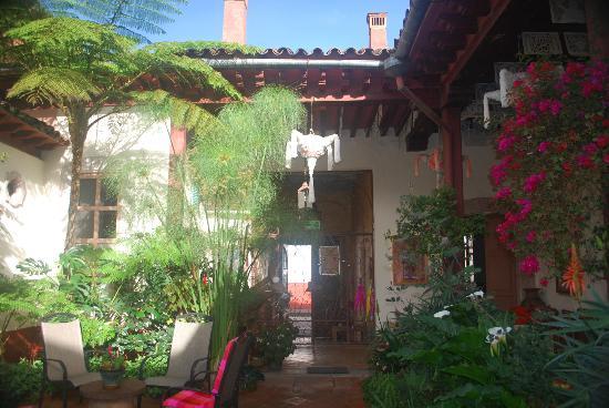 Hotel Casa Encantada: Grounds