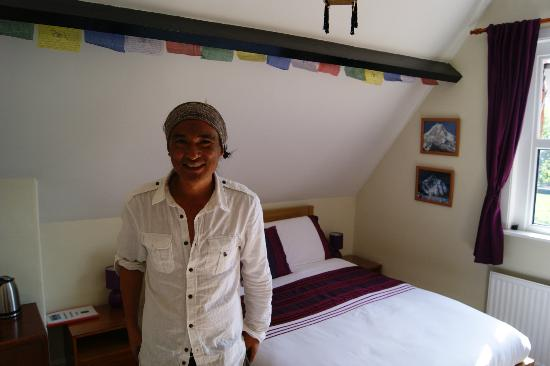 Himalayan House: Prem in room 2
