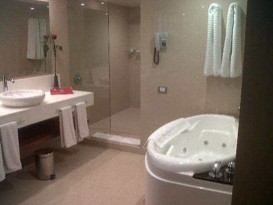 Noi Vitacura: The bathroom 