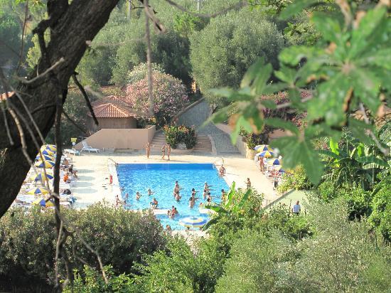 Marina di Pisciotta, Италия: piscina