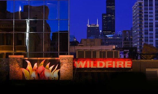 Photo of American Restaurant Wildfire at 159 W Erie St, Chicago, IL 60654, United States