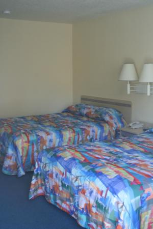 Motel 6 San Luis Obispo South: chambre