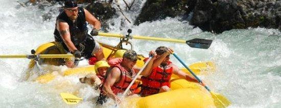Big Flat Raft