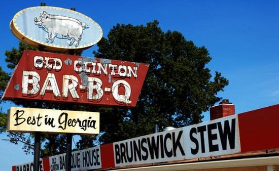 Old Clinton Bar-B-Q