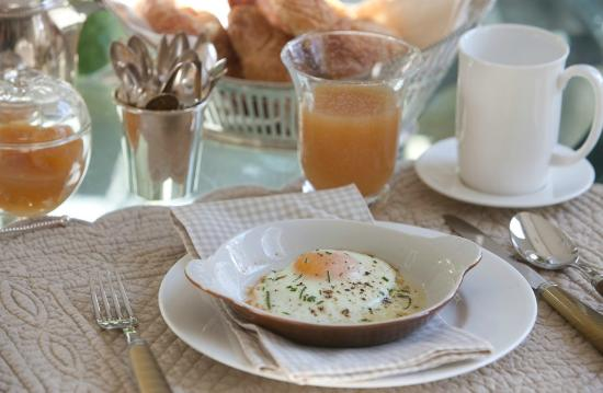 Hidden Valley Bed & Breakfast: Breakfast