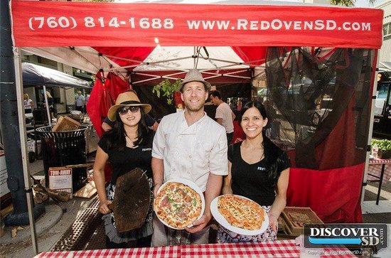 Red Oven -Artisanal Pizza and Pasta