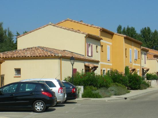 Apartamentos Maeva Club Mazets: Häuserreihe
