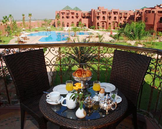 Palm Plaza Marrakech Hotel & Spa: Breakfast