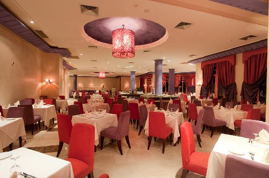 Palm Plaza Marrakech Hotel & Spa: Restaurant