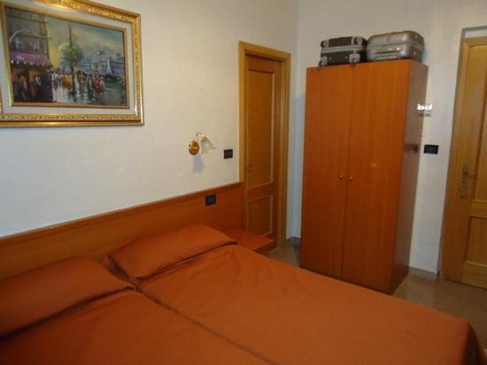 Hotel Parker: la chambre