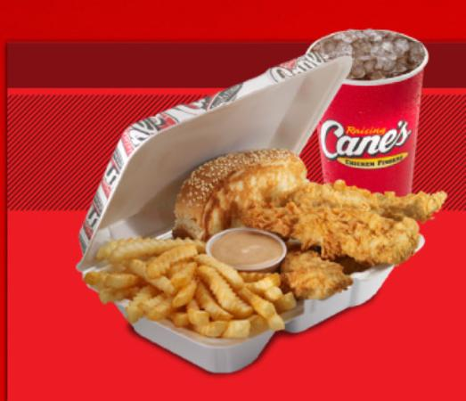 Great food for fast food - Picture of Raising Cane's, San ... Raising Cane's