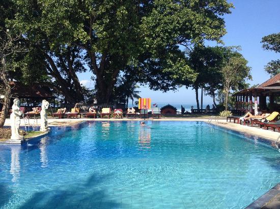 Puri Saron Seminyak: The pool