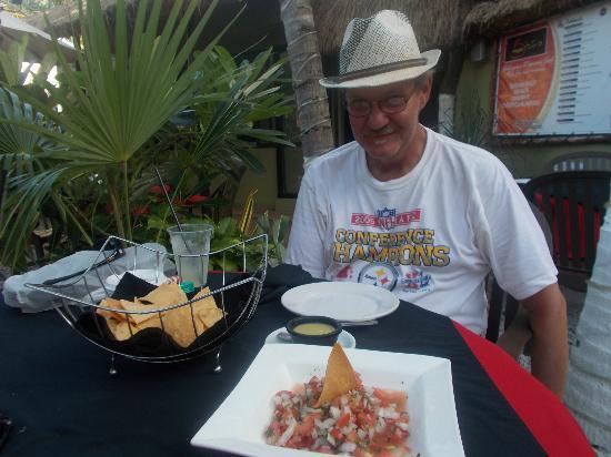 Mayan Bistro: Wonderful