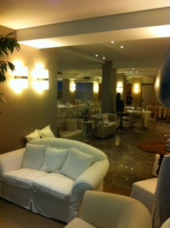Hotel Bracciotti: sala da pranzo