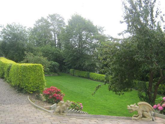 Gabriel House B&B: Garden