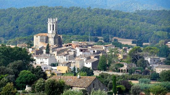 Can Massa: Our Leaving View Of La Pera