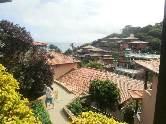 Hotel Pousada Aguazul: vista habitacion 501