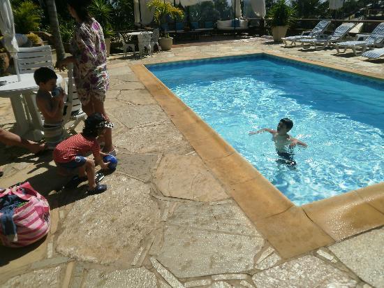 Hotel Pousada Aguazul: pileta