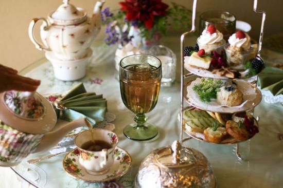 Image result for aubrey rose tea