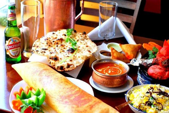 Kothur indian cuisine toronto 649 yonge st downtown for Artisan cuisine of india