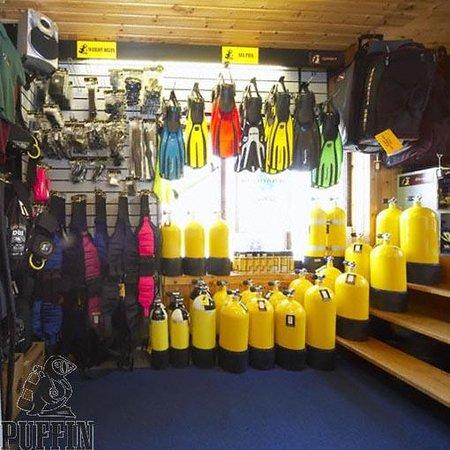 Puffin Dive Centre