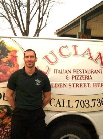 Luciano Italian Restaurant & Pizzeria