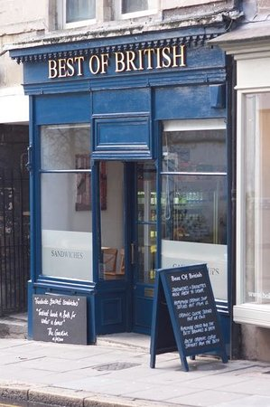 Best of British Deli