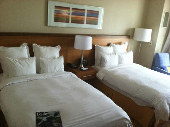 Renaissance Schaumburg Hotel and Convention Center: Double Room