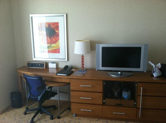 Renaissance Schaumburg Convention Center Hotel: Work Space
