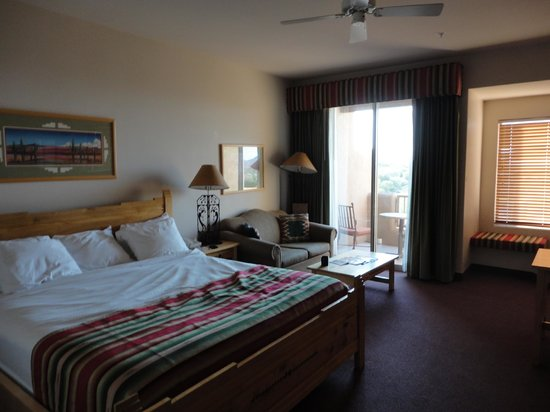 Inn at Eagle Mountain: my room
