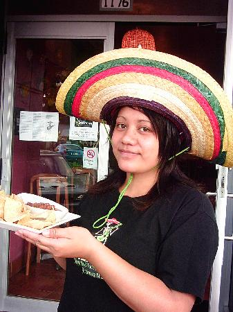 The Mexican Rotorua: would you like a chip?