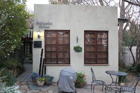Amanzi Guest House: Belhambra Cottage