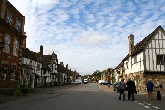 Black Taxi Harry Potter Film Tours : Lacock Village. Harry Potter, Pride & Prejudice and other movies filmed here.