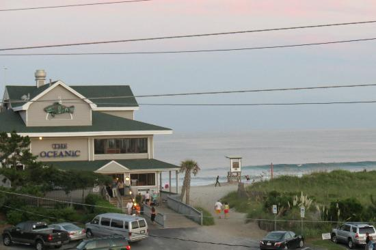 Sandpeddler Inn & Suites: View from room 305