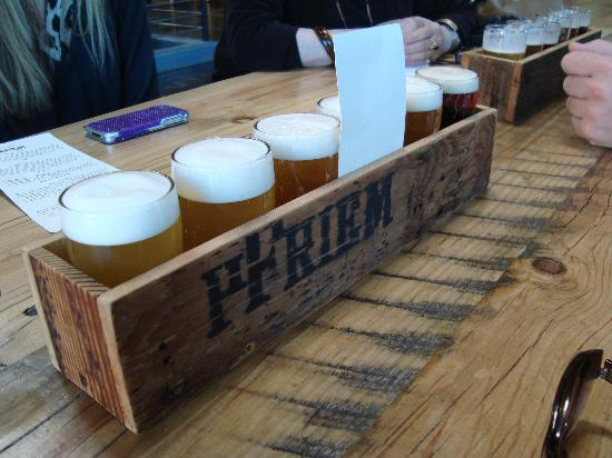 Eat Adventures Food Tours: Pfriem Family Brewers - Hood River