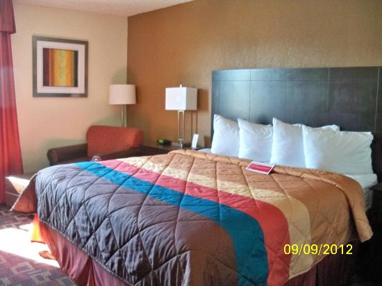 Ramada Tulsa: King Bed