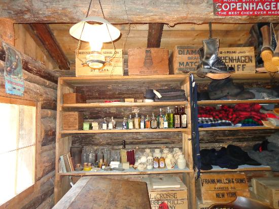 Forest History Center: The Camp Store