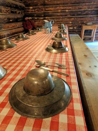 Forest History Center: Mess Hall