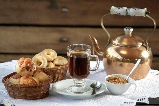 La Herencia : Mate cocido