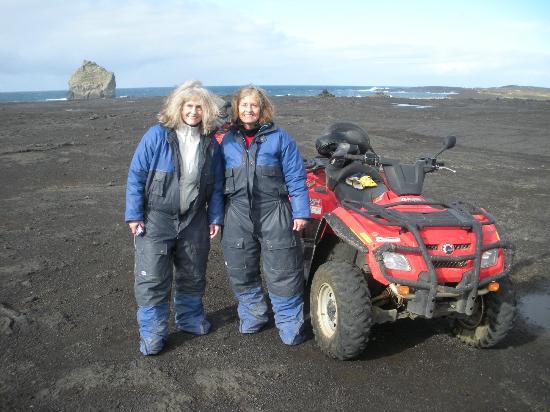 4X4 Adventures Iceland: ATV tour, September 2012
