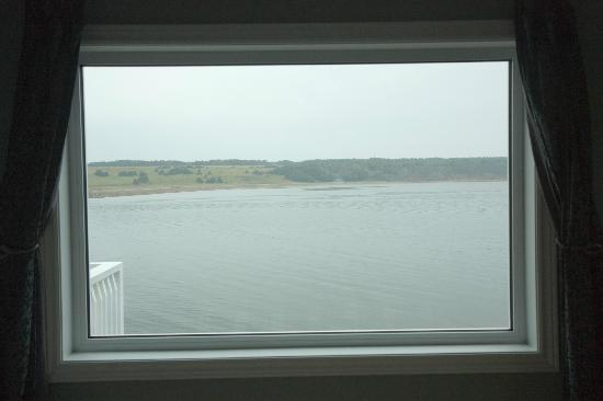 Bay Wind Suites : View from bedroom