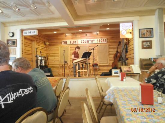 "Crooked Road Heritage Music Trail: Free 1hr program, ""The Country Store,"" Floyd VA"