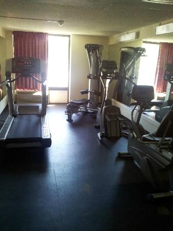 Days Hotel Oakland Airport-Coliseum: Fitness center