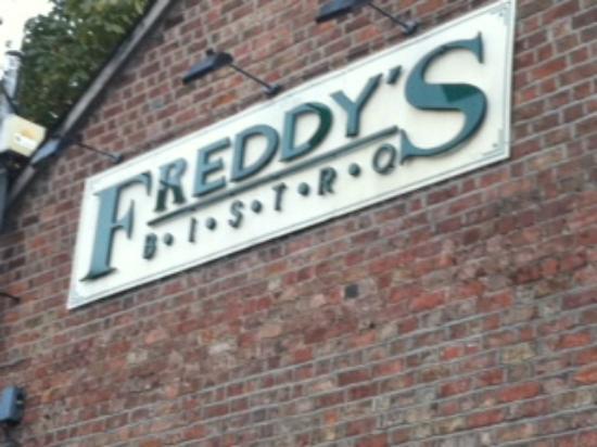 Freddy's Bistro: Best in Ireland