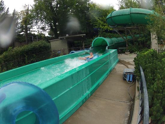 Glenwood Hot Springs Lodge: slide