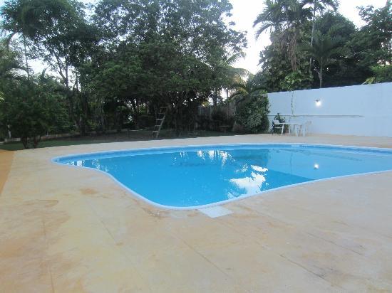 San San Tropez Villa-Hotel: Pool area