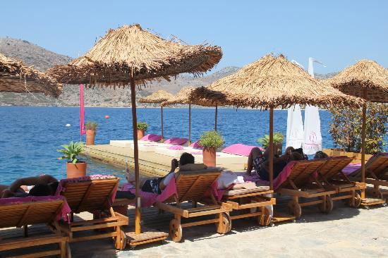 Karia Bel' Hotel & Restaurant: view 