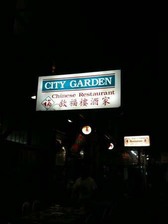 City Garden Chinese Restaurant