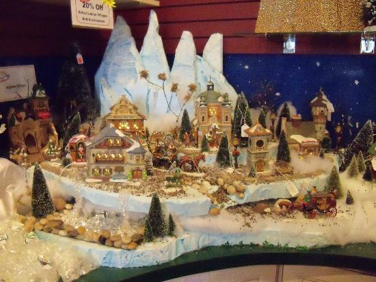 写真Santa Claus Christmas Store枚
