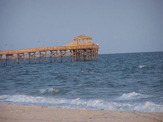 Caribbe Inn: beach...